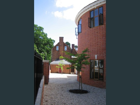 Hollins architects surveyors planning consultants framlingham suffolk for Swimming pools in bishops stortford